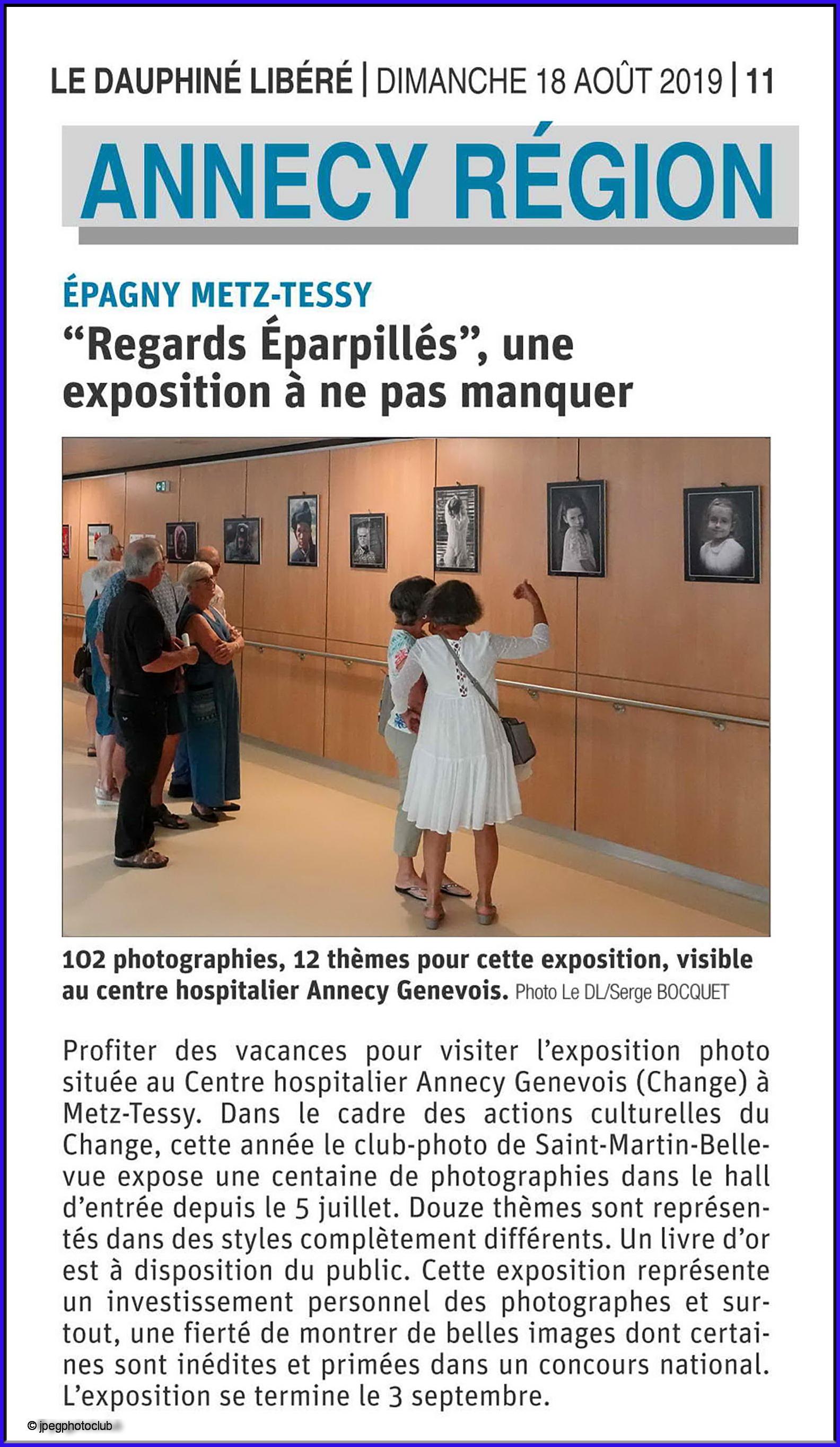 Expo CHANGE !